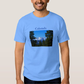 Colorado-landscape/elk T Shirt
