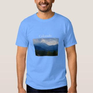 Colorado-landscape/elk Tee Shirt