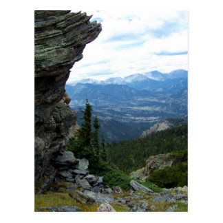 Colorado Landscape Postcard