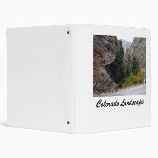 Colorado Landscape Works 3 Ring Binder