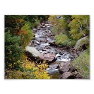 Colorado Landscape Works Photo Print