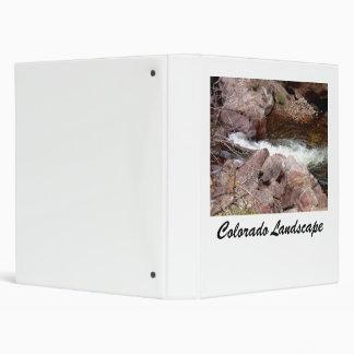 Colorado Landscape Works Vinyl Binders