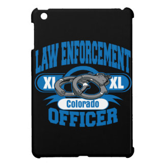 Colorado Law Enforcement Officer Handcuffs Case For The iPad Mini