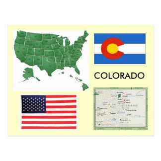 Colorado, los E.E.U.U. Postal