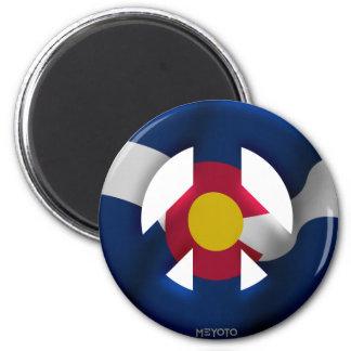 Colorado Refrigerator Magnet