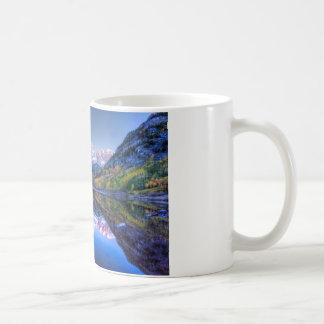 Colorado Maroon Bells in Fall Coffee Mug