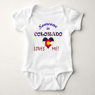 Colorado me ama playera