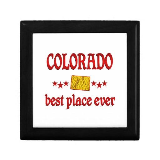 Colorado mejor caja de joyas
