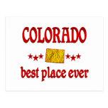 Colorado mejor postales
