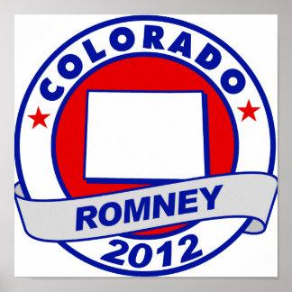 Colorado Mitt Romney Posters