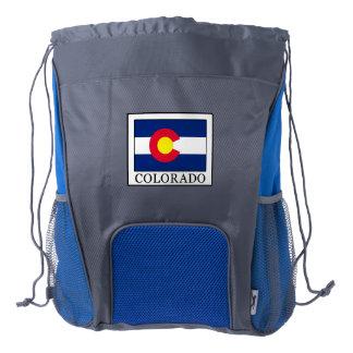 Colorado Mochila Con Cordón Ajustable
