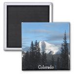 Colorado, montañas rocosas imán de frigorífico