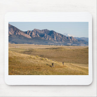 Colorado Mountain Biking Fun Mouse Pad