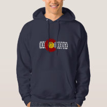 Colorado Mountain Biking Hoodie