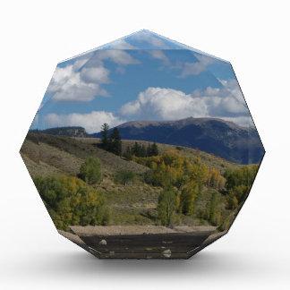 Colorado Mountain Fall Scene Awards