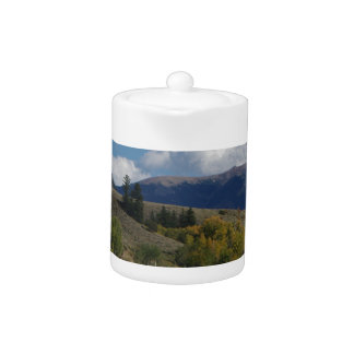 Colorado Mountain Fall Scene