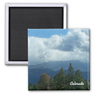 Colorado Mountain Magnet Refrigerator Magnets