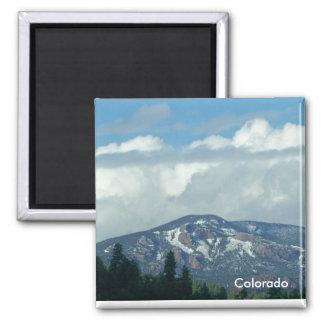 Colorado Mountain Magnet Refrigerator Magnet