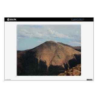 Colorado Mountain next to Pike's Peak Zazzle Skin Laptop Decal