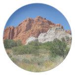 Colorado mountain plates