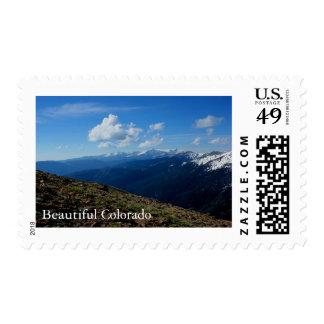 Colorado Mountain Postage
