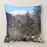 Colorado mountains pillows