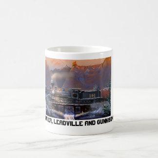 Colorado Narrow Gauge Coffee Mug