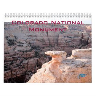 Colorado National Monument Calendar