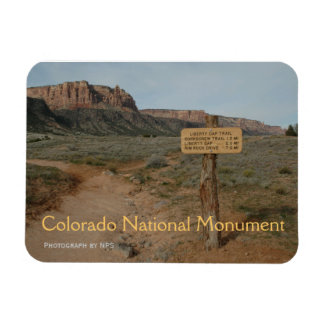 Colorado National Monument Magnet