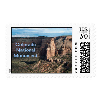 Colorado National Monument Postage