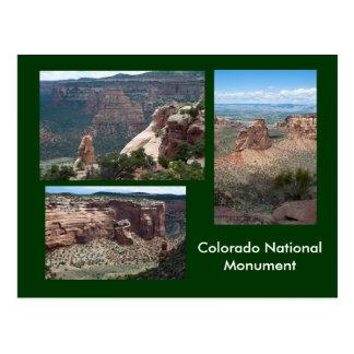 Colorado National Monument Postcard