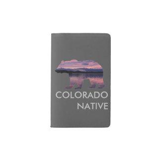 Colorado Native Bear | Sunset | Moleskin Notebook