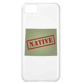 Colorado Native with Colorado Map Case For iPhone 5C