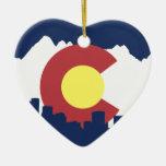 Colorado Ornamentos Para Reyes Magos