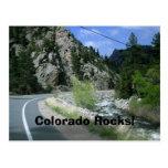 Colorado oscila la postal - barranco grande de Tho