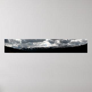 Colorado Panoramic 1 Poster