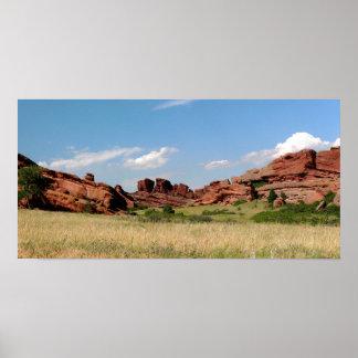 Colorado Panoramic 3 Poster