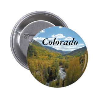 Colorado Paradise Pinback Button