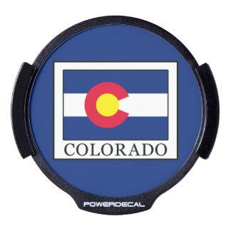 Colorado Pegatina LED Para Ventana