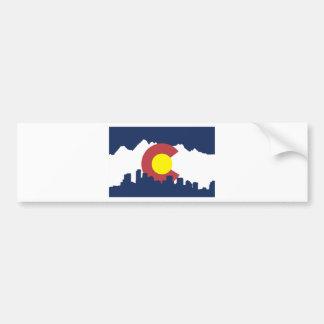 Colorado Pegatina Para Auto