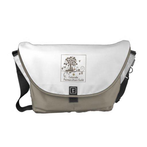 Colorado Permaculture Messenger Bag