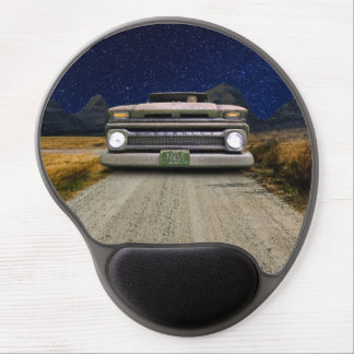 Colorado Pickup Truck Toasted Autos Gel Mousepad