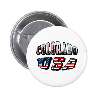 Colorado Picture and USA Text Button