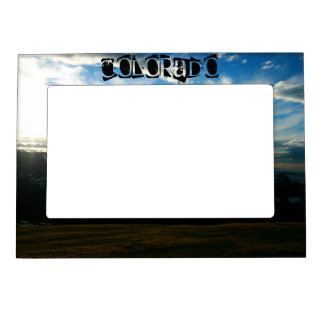 Colorado picture frame magnetic picture frame