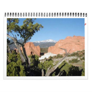 Colorado Pikes Peak, 2010 Calendar