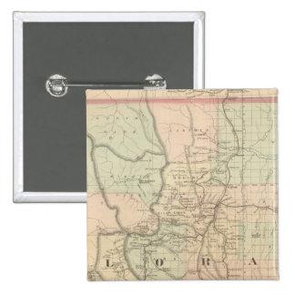 Colorado Pin Cuadrado