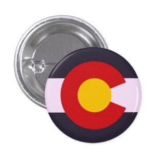 Colorado Pin Redondo De 1 Pulgada