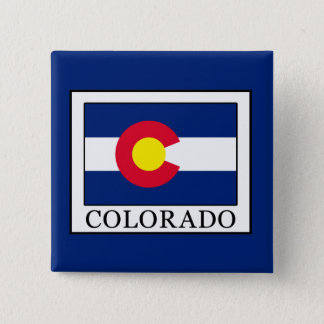 Colorado Pinback Button