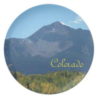 Colorado Plate - Sunshine Mtn