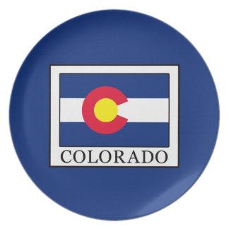 Colorado Plato De Comida